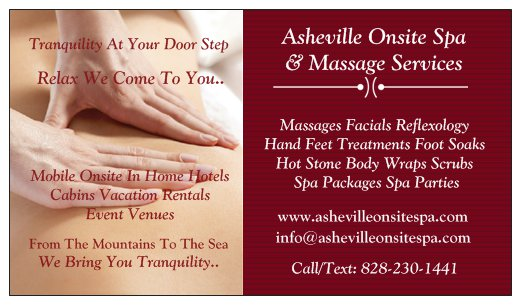 Best Onsite Massage Day Spa For All Events, BridalParties